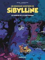 Les Nouvelles aventures de Sibylline T2 : Le Vampire de la lune rousse (0), bd chez Casterman de Corteggiani, Netch, Cookielie