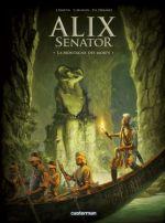 Alix senator T6 : La montagne des morts (0), bd chez Casterman de Mangin, Demarez, Chagnaud