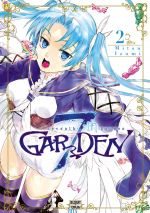 7th garden T2, manga chez Delcourt Tonkam de Izumi