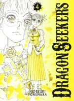 Dragon Seekers T4, manga chez Komikku éditions de Yonehara