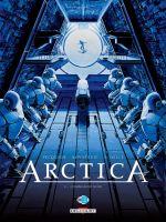 Arctica T9 : Arctica T9 - Commando Noir (0), bd chez Delcourt de Pecqueur, Kovačević, Schelle