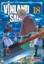 Vinland Saga T18, manga chez Kurokawa de Yukimura
