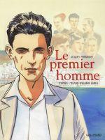 Le Premier homme, bd chez Gallimard de Camus, Ferrandez