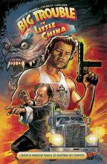 Big Trouble in Little China T1 : L'enfer de Midnight Road & Les fantômes des tempêtes (0), comics chez Réflexions de Powell, Churilla, Garland