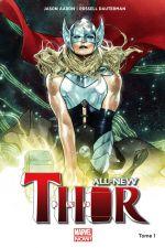 All-New Thor T1 : Le tonnerre dans les veines (0), comics chez Panini Comics de Aaron, Dauterman, Wilson, Coipel