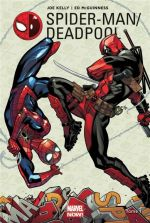 Spider-Man / Deadpool T1 : L'amour vache (0), comics chez Panini Comics de Kelly, McGuinness, Keith