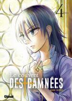 Le couvent des damnées T4, manga chez Glénat de Takeyoshi