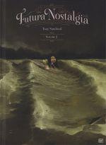 Futura Nostalgia T2, bd chez Muertito Press de Sandoval