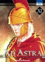 Ad Astra - Scipion l'africain & Hannibal Barca T11, manga chez Ki-oon de Kagano