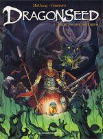 Dragonseed T3 : Quand pleurent les dragons (0), bd chez Les Humanoïdes Associés de McClung, Guerrero, Comtois