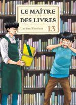 Le maître des livres T13, manga chez Komikku éditions de Shinohara