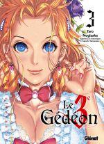 Le 3e Gedeon T3, manga chez Glénat de Nogizaka