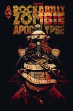 Rockabilly Zombie Apocalypse T1 : Les terres de malédiction (0), bd chez Ankama de Nikopek