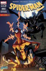 Spider-Man Universe T2 : Spidey - Chasse à l'araignée (0), comics chez Panini Comics de Thompson, Araujo, Stockman, Campbell, Randolph
