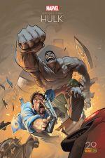 Hulk : Gris (0), comics chez Panini Comics de Loeb, Sale, Hollingsworth, Mourier