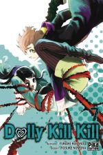 Dolly kill kill T7, manga chez Pika de Kurando, Nomura