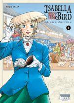Isabella Bird, femme exploratrice T1, manga chez Ki-oon de Sassa