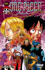 One Piece T84 : Luffy versus Sanji (0), manga chez Glénat de Oda