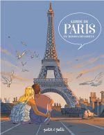 Le Guide de Paris en bandes dessinées, bd chez Petit à petit de Collectif, Petit, Jim