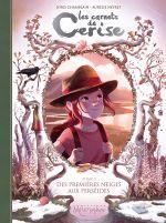 Les Carnets de Cerise T5 : Des premières neiges aux perséides (0), bd chez Soleil de Chamblain, Neyret