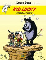 Kid Lucky T4 : Suivez la flèche (0), bd chez Lucky Comics de Achdé