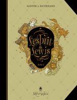 L'Esprit de Lewis, bd chez Soleil de Santini, Richerand, Hubert