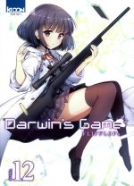 Darwin's game T12, manga chez Ki-oon de FLIPFLOPs