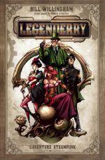Legenderry : L'aventure steampunk (0), comics chez Graph Zeppelin de Willingham, Davila, Hartman, Bevard, Benitez