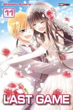 Last game T11, manga chez Panini Comics de Amano