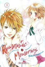 Romantic memories T3, manga chez Soleil de Hoshimori