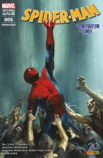 Spider-Man (revue) T5 : La Conspiration des Clones (5/5) (0), comics chez Panini Comics de Latour, Slott, Conway, Gage, Stockman, Camuncoli, Cheung, Smith, Rodriguez, Aburtov, Renzi, Keith, Ponsor, Ross