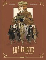 40 éléphants T1 : Florrie doigts de fée (0), bd chez Bamboo de Toussaint, Augustin, Hubert