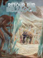 Retour sur Belzagor T2, bd chez Les Humanoïdes Associés de Thirault, Silverberg, Zuccheri