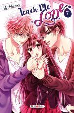 Teach me love  T7, manga chez Soleil de Hibiki