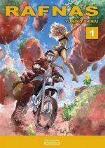 Rafnas T1, manga chez Komikku éditions de Shirai
