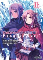 Sword art online - Progressive T6, manga chez Ototo de Kawahara, Himura, Abec