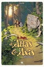 La saga d'Atlas & Axis, bd chez Ankama de Pau