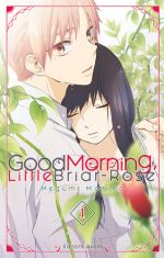 Good morning little briar-rose T1, manga chez Akata de Morino