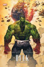 Hulk - La séparation, comics chez Panini Comics de Aaron, Broussard, Basualda, Tan, Silvestri, Portacio, Cowles, Yuwono, Gho, Maulana, Prianto, Gandini, Mashuri