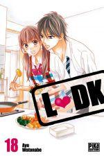 L-DK T18, manga chez Pika de Watanabe
