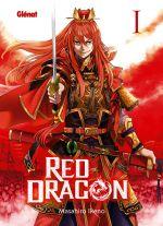 Red dragon T1, manga chez Glénat de Ikeno