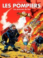 Les pompiers T17 : Les preuves du feu (0), bd chez Bamboo de Cazenove, Stédo, Favrelle