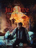 Jules Verne  T2 : Jules Verne et l'astrolabe d'Uranie (0), bd chez Ankama de Gil, Puerta
