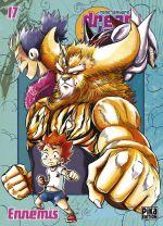 Dreamland  T17, manga chez Pika de Lemaire