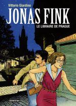 Jonas Fink T2 : Le libraire de Prague (0), bd chez Casterman de Giardino