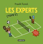 Les Experts (en tout) T2, bd chez Casterman de Ricard