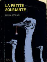 La Petite souriante, bd chez Dupuis de Zidrou, Springer, Lambour