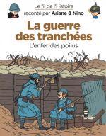Le Fil de l'Histoire T4 : La guerre des tranchées (0), bd chez Dupuis de Erre, Savoia