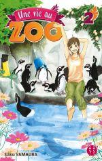 Une vie au zoo T2, manga chez Nobi Nobi! de Yamaura