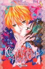 Kiss me host club T3, manga chez Soleil de Nachi